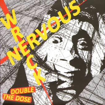 """Nervous Wreck """"Double Dose"""" EP 7"""" (black vinyl)"""