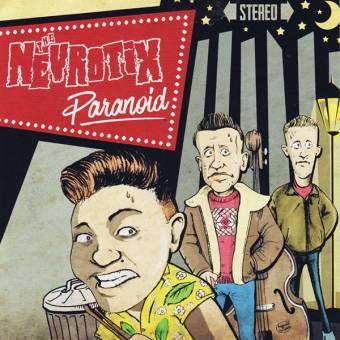 "Nevrotix ""Paranoid"" CD"