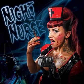 """Night Nurse """"Slit"""" CD"""