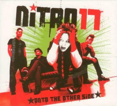 Nitro 17 - Onto the other side CD (DigiPac)
