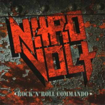 "Nitrovolt ""Rock`n`Roll Commando"" CD (DigiPac)"