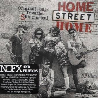 "NOFX and Friends ""Home Street Home"" CD (DigiPac)"