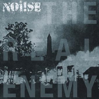 "Noi!se ""The Real Enemy"" LP (lim. 1000 silver)"