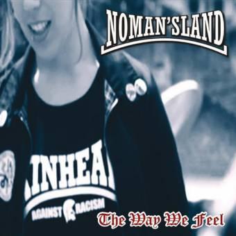 "No Man`s Land ""The way we feel"" EP 7"" (lim. 300, black)"