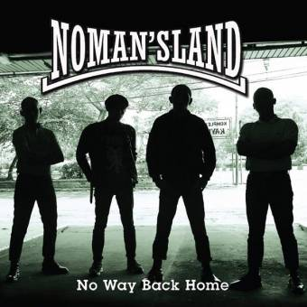 "No Man`s Land ""No way back home"" LP (lim. 350, orange)"
