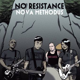 "No Resistance ""Nova Methodus"" MLP 10"" (lim. 200, black)"