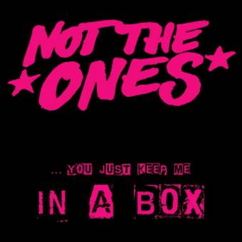 """Not The Ones """"In A Box"""" EP 7"""" (lim. 200, black)"""