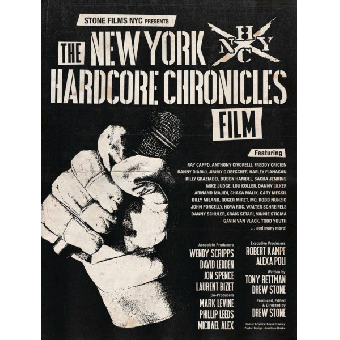 New York Hardcore Chronicles Film - DVD