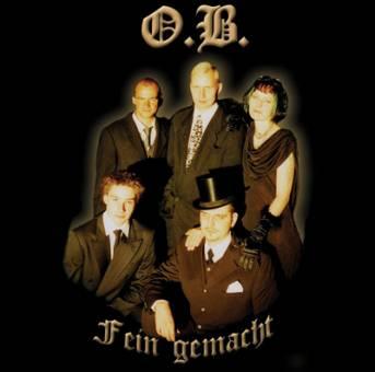 "O.B. ""Fein gemacht"" CD (DigiPac)"