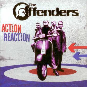 Offenders, The - Action Reaction CD