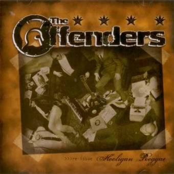 Offenders, The - Hooligan Reggae CD