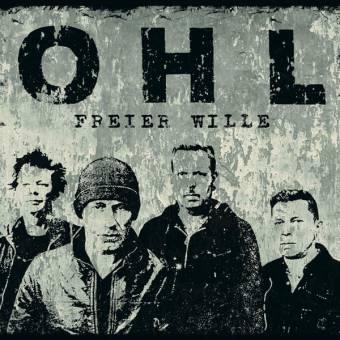 """OHL """"Freier Wille"""" LP (lim. 250, black)"""