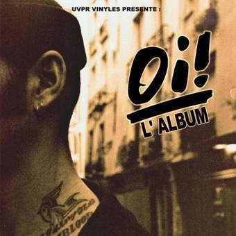 V/A Oi! L`Album LP (Bombardiers, Hard Times, Headliners, Daltonz, Survet Skins)