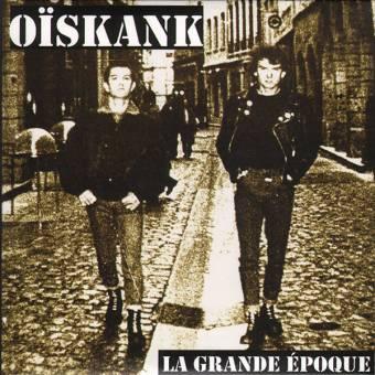 """Oiskank """"La grande epoque"""" CD + Bonus (Pappschuber / cardboard sleeve)"""