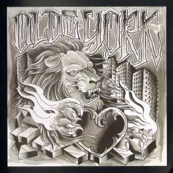 "Olde York ""same"" EP 7"" (lim. 200)"