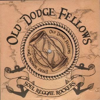"Old Dodge Fellows ""Soul Reggae Rockers"" EP 7"" (black)"