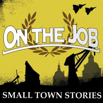 "On The Job ""Smalltown Stories"" LP (lim. 200, blue)"