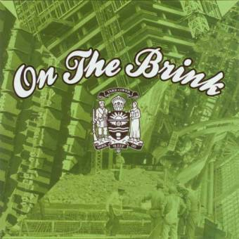 On The Brink - Take Cover CD