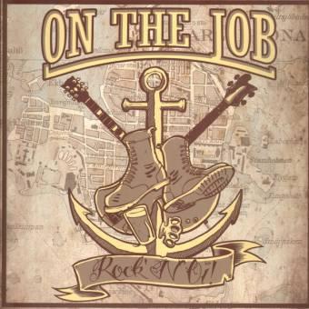 "On the Job ""Rock`n`Oi!"" LP (lim. 200, yellow)"