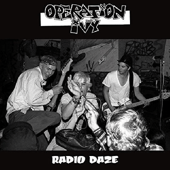 "Operation Ivy ""Radio Daiz"" CD"