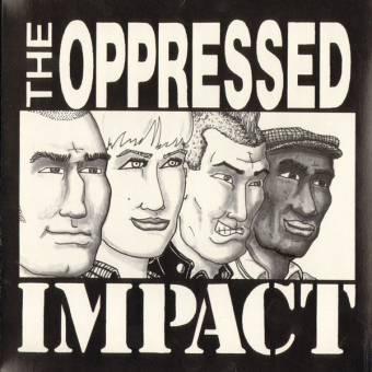 "split Impact / The Oppressed ""Strength in unity!"" DoEP 7"""