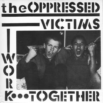 "Oppressed, The ""Victims"" EP 7"""