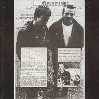 """Oppslutning """"same"""" LP (lim. 300)"""