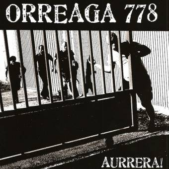 """Orreaga 778 """"Aurrera"""" LP (gatefold)"""