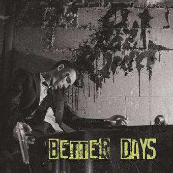 "Out of order ""Better days"" LP (lim. 158, blue)"