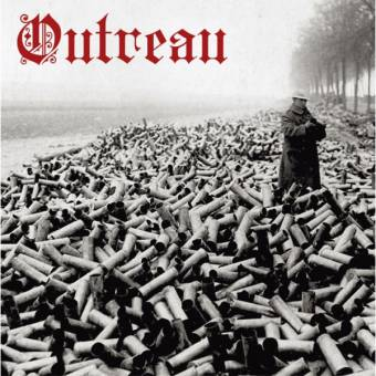 "Outreau ""same"" EP 7"" (lim. 300, red)"