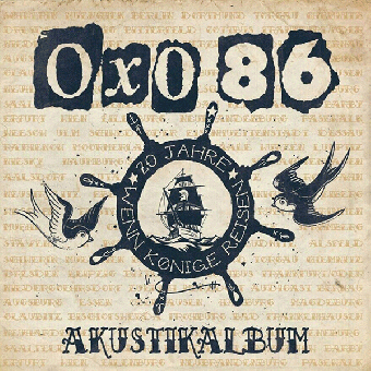 "Oxo 86 ""Akustikalbum"" CD (lim. DigiPac)"