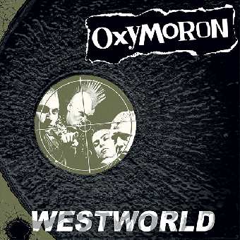 "Oxymoron ""Westworld"" 12"" MLP (lim. 200, black)"