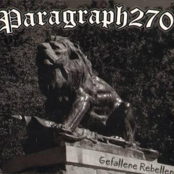 """Paragraph270 """"Gefallene Rebellen"""" CD (DigiPac)"""