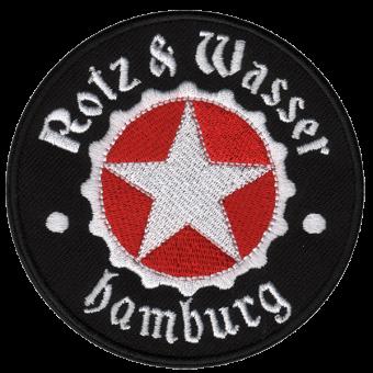 """Rotz & Wasser """"Sternburg"""" Aufnäher (gestickt) / patch"""