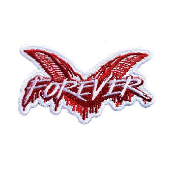 "Cock Sparrer ""Forever"" Aufnäher / patch (gestickt)"