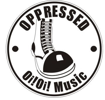 Oppressed (boots) - Aufnäher/ patch (gestickt)