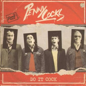 "Penny Cocks ""Do it cock"" CD"