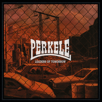 "Perkele ""Leaders of tomorrow"" CD (JewellCase)"