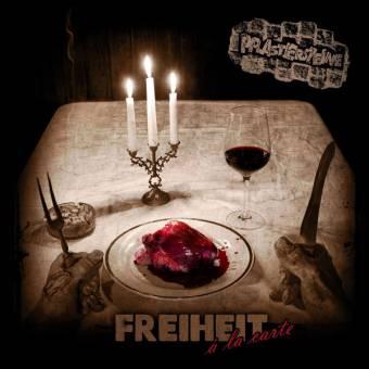 """Pflastersteine, Die """"Freiheit a la carte"""" LP (lim. 200, black)"""