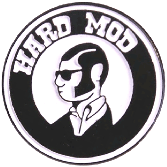 Hard Mod Hartemaille Pin