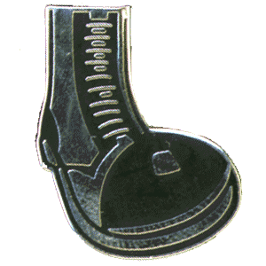 Oppressed,The (Boot) - Hartemaille Pin (06)
