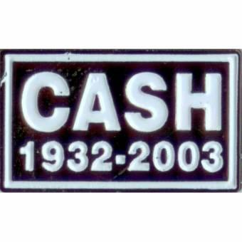 Cash 1932-2003 - Hartemaille Pin (08) NEU