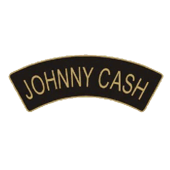 Johnny Cash - Hartemaille Pin (13)