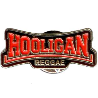 Hooligan Reggae - Hartemaille Pin (26) NEU