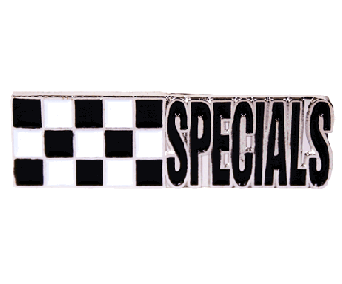 Specials - Hartemaille Pin (41NEU)