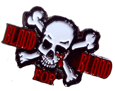 Blood for Blood - Hartemaille Pin (48)
