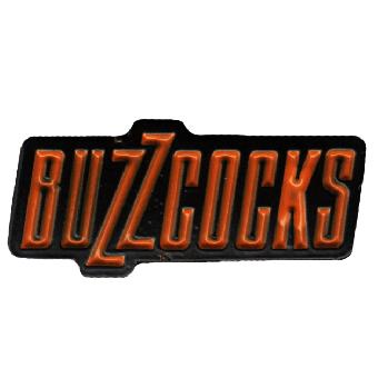 """Buzzcocks """"Logo"""" Hartemaille Pin"""