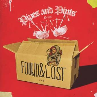 "Pipes and Pints ""Found & Lost"" LP (black)"