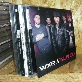 PLY Sparschwein + WXR 5 x CD Paket