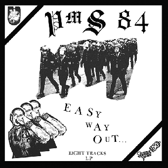"PMS 84 ""Easy Way Out..."" LP (black)"